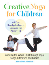 Creative Yoga for Children Cover