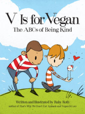 V Is For Vegan Cover