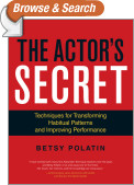The Actor's Secret