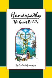 Homeopathy: The Great Riddle Cover