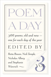Poem a Day, Vol. 3 Cover