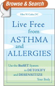 Live Free from Asthma and Allergies