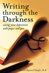 Writing Through the Darkness Cover