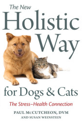 The New Holistic Way for Dogs and Cats Cover