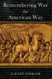 Remembering War the American Way Cover