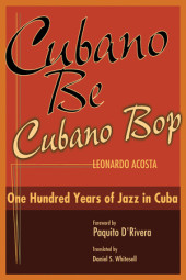 Cubano Be, Cubano Bop Cover