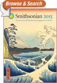 Treasures from the Smithsonian Engagement Calendar 2015