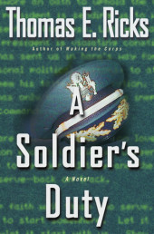 A Soldier's Duty Cover