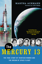 The Mercury 13 Cover