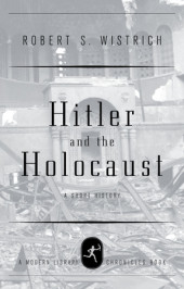 Hitler and the Holocaust Cover
