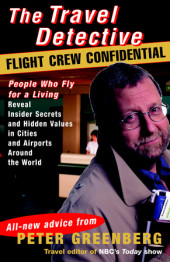 Travel Detective Flight Crew Confidential Cover