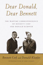 Dear Donald, Dear Bennett Cover