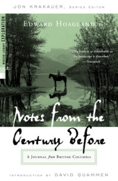 Notes from The Century Before Cover