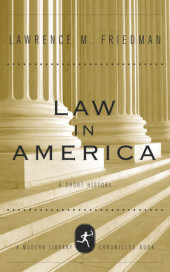 Law in America Cover