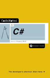 CodeNotes for C# Cover