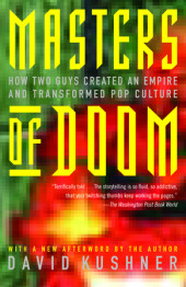 Masters of Doom Cover