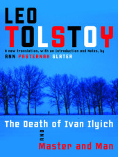 The Death of Ivan Ilyich and Master and Man Cover