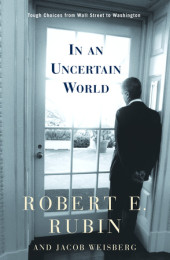 In an Uncertain World Cover