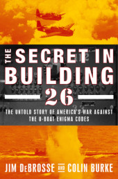 The Secret in Building 26 Cover