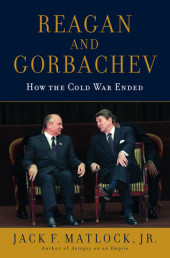 Reagan and Gorbachev Cover