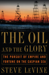 The Oil and the Glory Cover
