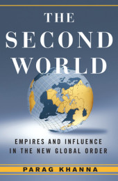 The Second World Cover