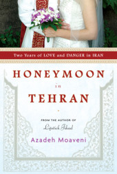 Honeymoon in Tehran Cover