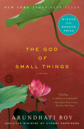 The God of Small Things Cover