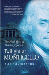 Twilight at Monticello Cover