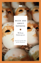 Much Ado About Nothing Cover