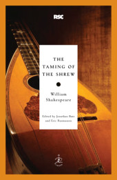 The Taming of the Shrew Cover
