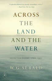 Across the Land and the Water Cover