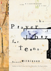 The Prayer of Jabez for Teens Cover