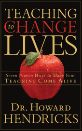 Teaching to Change Lives Cover