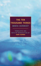 The Ten Thousand Things Cover