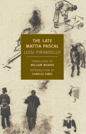The Late Mattia Pascal Cover