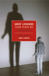 Grief Lessons Cover