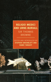 Religio Medici and Urne-Buriall Cover