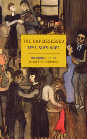 The Unpossessed Cover