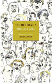 The Old Devils Cover