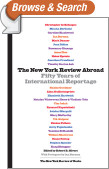 The New York Review Abroad