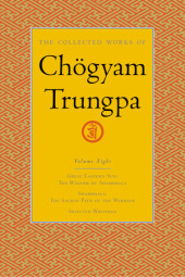 The Collected Works of Chogyam Trungpa, Volume 8 Cover