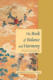 The Book of Balance and Harmony Cover
