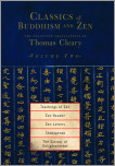 Classics of Buddhism and Zen, Volume 2