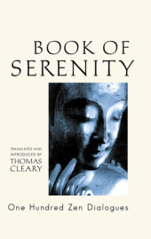 The Book of Serenity Cover