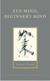 Zen Mind, Beginner's Mind Cover