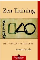 Zen Training Cover