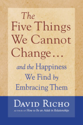 The Five Things We Cannot Change Cover