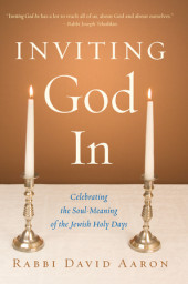 Inviting God In Cover