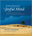 Always Maintain a Joyful Mind (Book and CD)